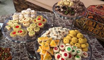 شروع دوره آموزشی شیرینی خشک در آذر ماه98