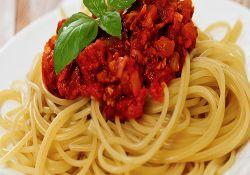 اسپاگتی بولونیایی