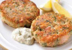 شامی یا کیک ماهی